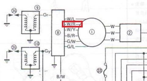 9和10是点火线圈   这是我第一个led数字型转速表的程式和电路,2008