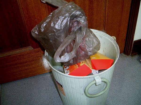 在垃圾桶捡到宝(停产料件3枚)